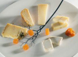 Assortit de formatges - Restaurant Gaig